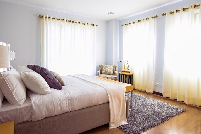 Sypialnia – miejsce prywatne